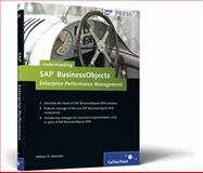 Understanding SAP BusinessObjects Enterprise Performance Management, Newman, William D. and Newman, W., 1592293484