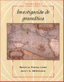 Investigacion de Gramatica 9780838423486