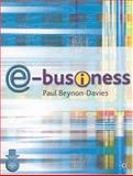 E-Business, Beynon-Davies, Paul, 140391348X