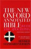 The New Oxford Annotated Bible with the Apocrypha, , 0195283481