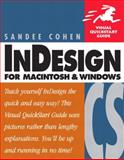 InDesign CS for Macintosh and Windows, Sandee Cohen, 0321213483