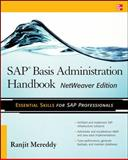 SAP Basis Administration Handbook, Mereddy, Ranjit, 0071663487