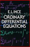 Ordinary Differential Equations, Ince, Edward L., 0486603490