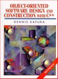 Object-Oriented Software Design and Construction with C++, Kafura, Dennis, 0139013490