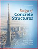Design of Concrete Structures, Nilson, Arthur and Darwin, David, 0073293490