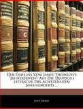 Der Einfluss Von James Thomson's Jahreszeiten, Knut Gjerset, 1145913490