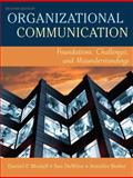 Organizational Communication : Foundations, Challenges, and Misunderstandings, Modaff, Daniel P. and DeWine, Sue, 0205493491