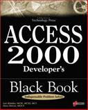 Access 2000 Developer's Black Book, Klander, Lars and Mercer, Dave, 1576103498