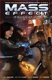 Mass Effect: Foundation Volume 2, Mac Walters, 1616553499
