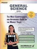 Praxis General Science 0435 Teacher Certification Study Guide Test Prep, Sharon A. Wynne, 1607873494