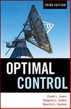Optimal Control, Lewis, Frank L. and Vrabie, Draguna, 0470633492