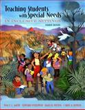 Teaching Students with Special Needs in Inclusive Settings, Smith, Tom E. C. and Dowdy, Carol A., 0205373496
