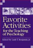 Favorite Activities for the Teaching of Psychology, , 1433803496