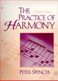 The Practice of Harmony, Spencer, Peter, 0130223506