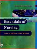 Study Guide to Accompany Essentials of Nursing, Timby, Barbara Kuhn and Smith, Nancy E., 0781753503