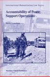 Accountability of Peace Support Operations, Zwanenburg, M. C., 9004143505