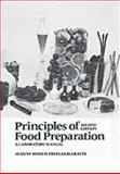 Principles of Food Preparation, Freeland-Graves, Jeanne H., 0023393505
