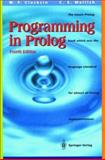 Programming in Prolog, Clocksin, W. F. and Mellish, C. S., 0387583505