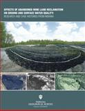 Effects of Abandoned Mine Land Reclamation on Ground and Surface Water Quality : Research and Case Histories from Indiana, Indiana University, 0988203502