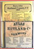 Atlas of Rutland Co, Vermont, 1869, CD Edition,, 0911653503