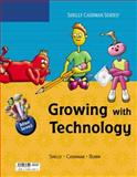 Growing with Technology : Blue Level, Cashman, Thomas J. and Bunin, Rachel Biheller, 1418843504