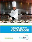 ServSafe CourseBook with Answer Sheet 6th Edition Revised, National Restaurant Association Staff, 0133883507