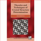 Theories and Techniques of Crystal Structure Determination, Shmueli, Uri, 019921350X