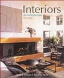 Interiors : Text with Design, Nielson, Karla J. and Taylor, David A., 0072483504