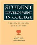 Student Development in College 9780470603505