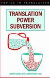 Translation Power Subversion, , 1853593508