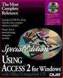 Using Access 2 with Office Companion, Jennings, R., 0789703505