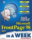 Microsoft Frontpage 98 in a Week, Dougherty, Donald and Karlins, David, 1575213508