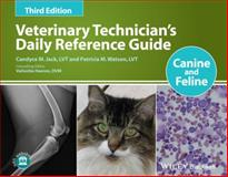 Veterinary Technician's Daily Reference Guide 3rd Edition