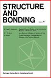Structure and Bonding, Jørgensen, C. K. and Neilands, J. B., 3540043500