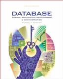 Database Design, Application Development, and Administration, Mannino, Michael V., 007282350X