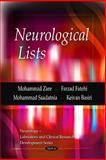 Neurological Lists, Zare, Mohammad, 160876351X