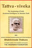 Tattva-Viveka, Bhaktivinode Thakura, 1463733518