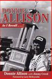 Donnie Allison, Donnie Allison, 1613213514