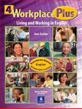 Workplace Plus, Living and Working in English, Saslow, Joan M. and Collins, Tim, 0130943517