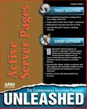 Active Server Pages Unleashed, Walther, Steve, 1575213516