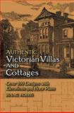 Authentic Victorian Villas and Cottages, Isaac Hobbs, 0486443515