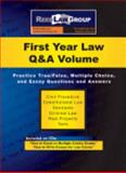 First Year Law Q&A Volume, Hugh Reed, 0980143519