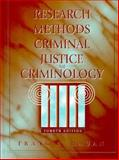 Research Methods for Criminal Justice, Hagan, Frank E., 020519351X