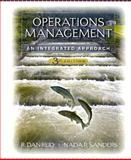 Operations Management : An Integrated Approach, Reid, R. Dan and Sanders, Nada R., 0470283513