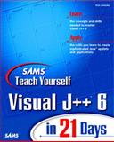 Sams Teach Yourself Visual J++ 6 in 21 Days, Leinecker, Rick, 0672313510