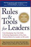 Rules and Tools for Leaders, Perry M. Smith and Jeffrey W. Foley, 0399163514
