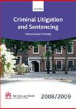Criminal Litigation and Sentencing 2008/09, , 0199553513