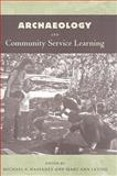 Archaeology and Community Service Learning 9780813033518