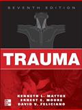 Trauma, Mattox, Kenneth L. and Moore, Ernest Eugene, 0071663517
