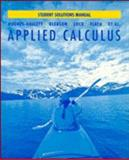 Applied Calculus for Business, Life, and Social Sciences, Student Solutions Manual, Hughes-Hallett, Deborah and Gleason, Andrew M., 0471173517